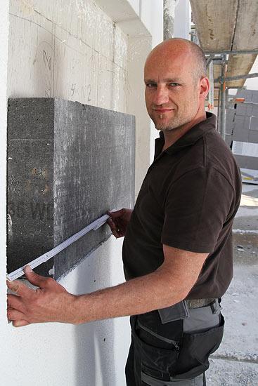 Bauleiter auf unseren Baustellen in Detmold