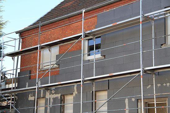 Fassadendämmung in Detmold anbringen lassen