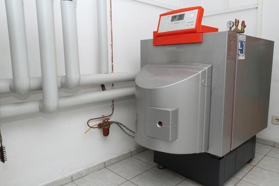 Gasheizung in Detmold erneuern lassen